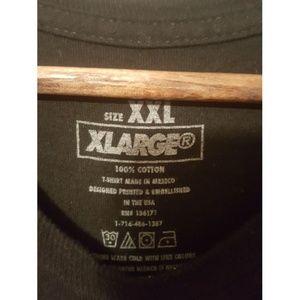 Xlarge Shirts - XLARGE BRAND CAMO GORILLA LOGO
